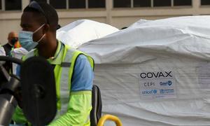 600.000 liều vaccine Covid-19 tới Ghana