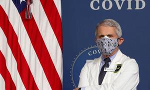 Fauci: 'Không nên hoãn tiêm liều vaccine Covid-19 thứ hai'