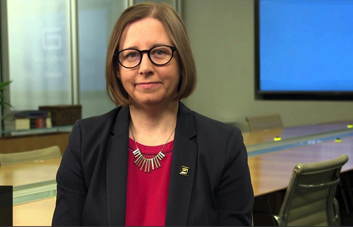 Theo tiến sĩ Mary Rodgers kết quả mở ra hy vọng mới trong việc điều trị HIV. Ảnh: BBC News
