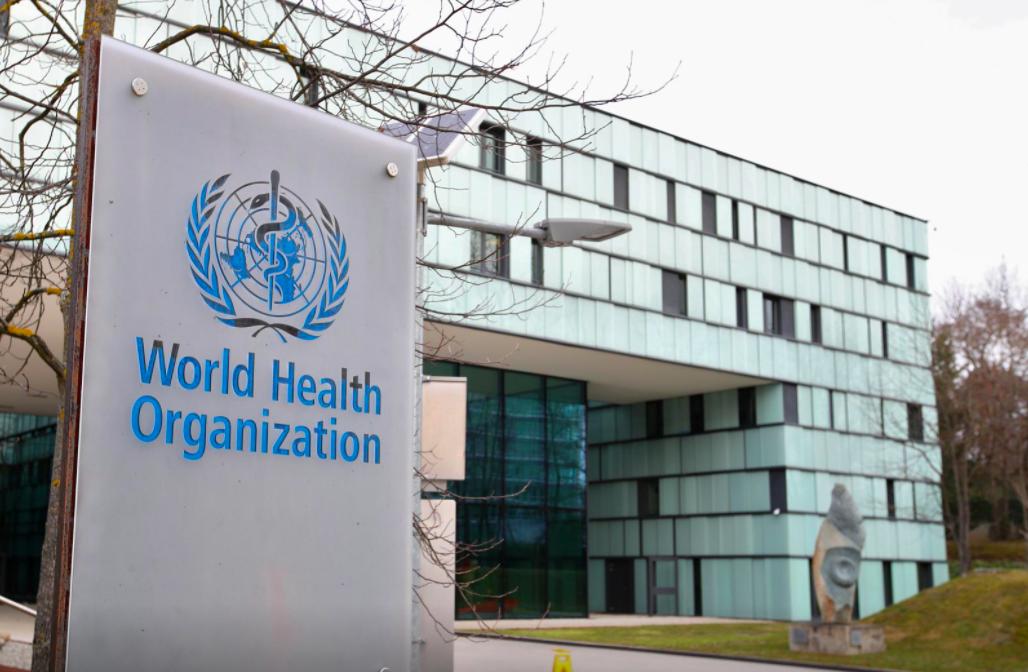 Trụ sở chính của WHO tại thành phố Geneva, Thuỵ Sĩ. Ảnh: Reuters
