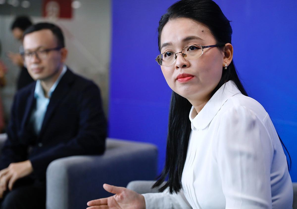 Theo bác sĩ Huỳnh Như, tuổi của người vợ và thời gian vô sinh là 2 yếu tố quan trọng nhất quyết định tỷ lệ thành công trong điều trị.