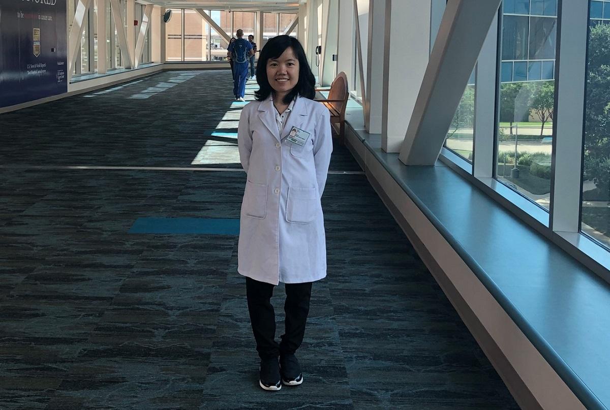 Bác sĩ Phạm Thị Lê Na