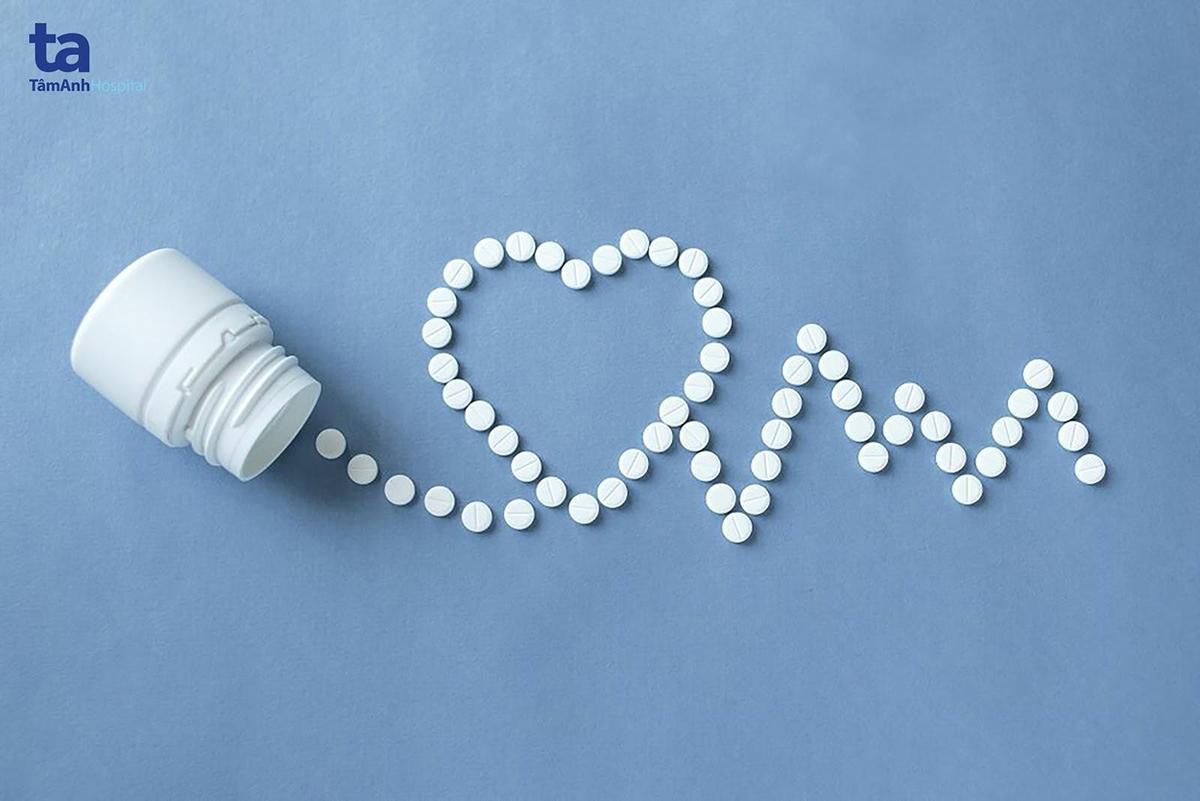 Các thuốc hỗ trợ điều trị suy tim được bác sĩ kê đơn tùy triệu chứng, mức độ.