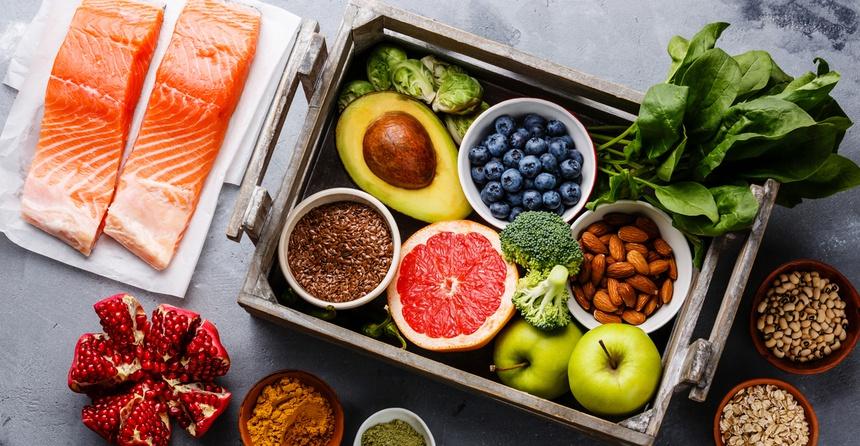 Chế độ ăn đa dạng, giàu thực vật giúp ngăn ngừa bệnh tật. Ảnh:Mindful