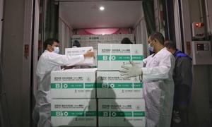 Trung Quốc tham vọng xuất khẩu 3 tỷ liều vaccine Covid-19