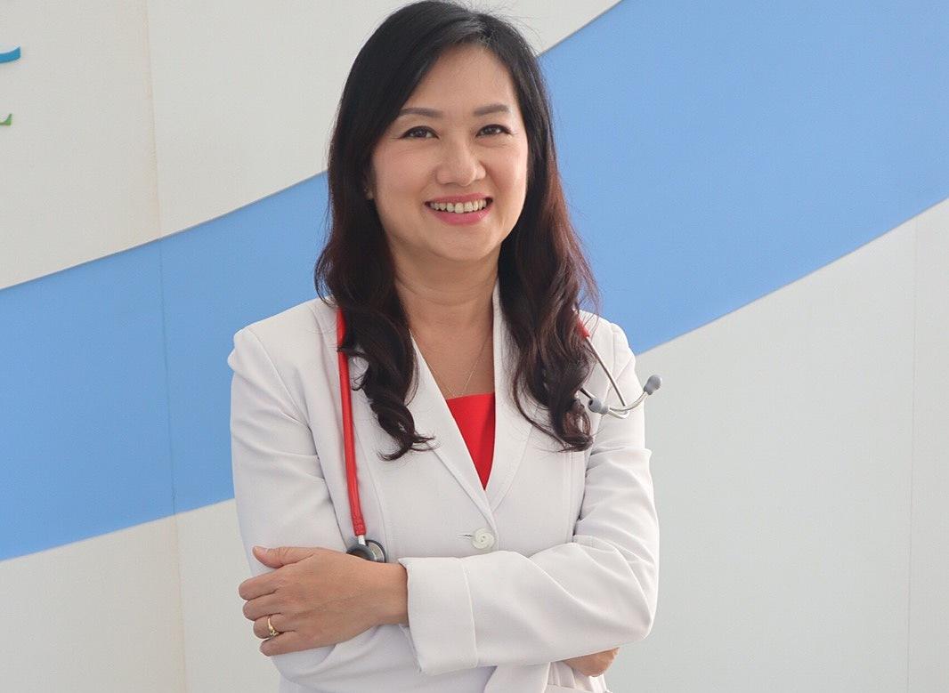 Bác sĩ Đào Thị Yến Thủy.