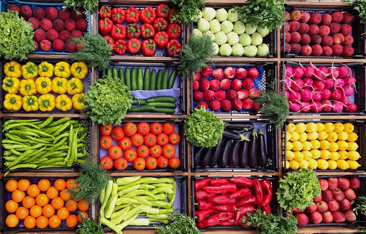 Các loại rau củ chứa 90% là nước, đây là nguồn nước tự nhiên thanh khiết tốt cho sức khỏe. Ảnh: Pinterest