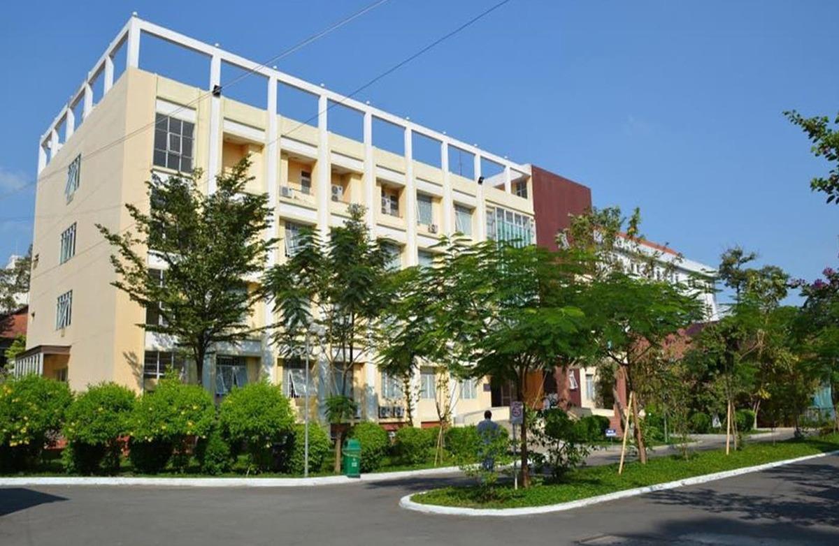 Một khối nhà thuộc một nửa chuyên tiếp nhận điều trị bệnh phổi không do lao tại BV Phạm Ngọc Thạch sẵn sàng tiếp nhận bệnh nhân Covid-19. Ảnh: Sở Y tế TP HCM.