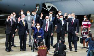 Mỹ chia sẻ 750.000 liều vaccine Covid-19 cho Đài Loan