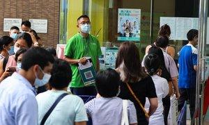 Tỷ lệ tiêm chủng Hong Kong tăng vọt sau giải thưởng triệu đô