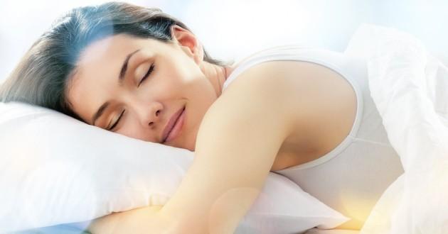 Giấc ngủ ngon cũng góp phần nâng cao hệ miễn dịch.