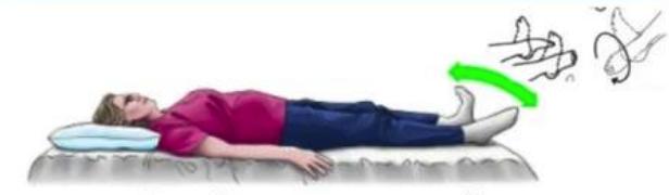 6 bài tập vận động tại giường cho bệnh nhân Covid-19 - 2