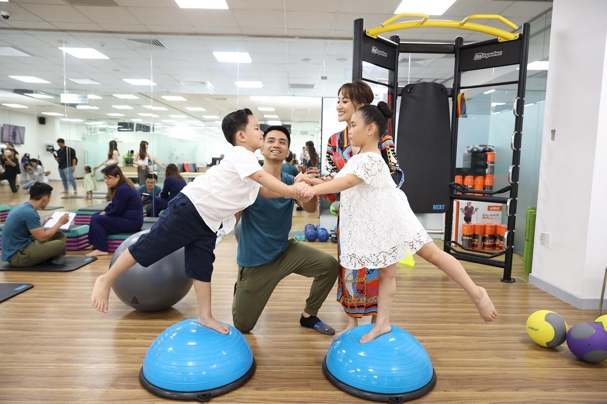 Khánh Thi: Nutrihome góp phần nâng cao mặt bằng thể chất, trí tuệ người Việt - 4