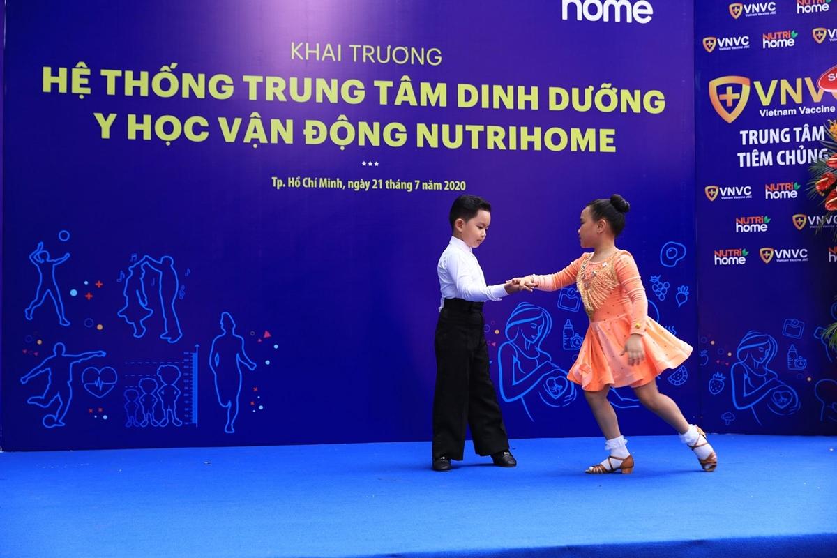 Khánh Thi: Nutrihome góp phần nâng cao mặt bằng thể chất, trí tuệ người Việt - 6