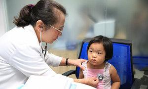 Nguy cơ mắc viêm não Nhật Bản ở trẻ do không tiêm vaccine