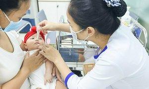 Rotavirus là nguyên nhân thường gặp gây tiêu chảy cấp ở trẻ