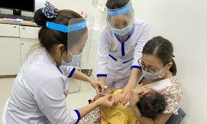 Phế cầu khuẩn gây nhiều bệnh nguy hiểm ở trẻ nhỏ