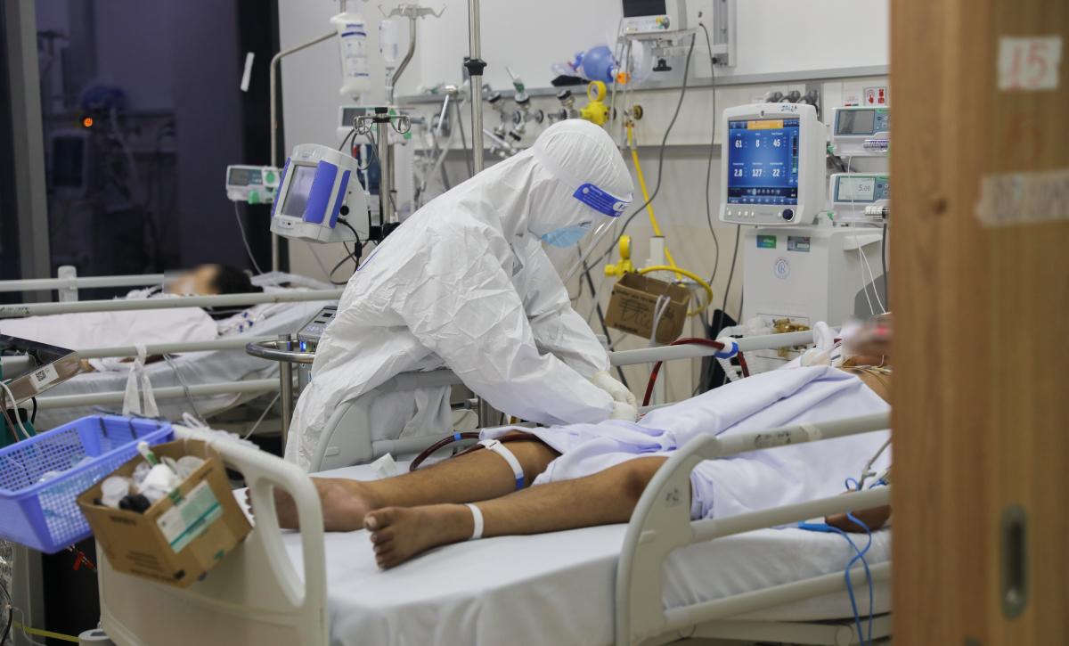 Tỷ lệ tử vong ở TP HCM chưa lạc quan