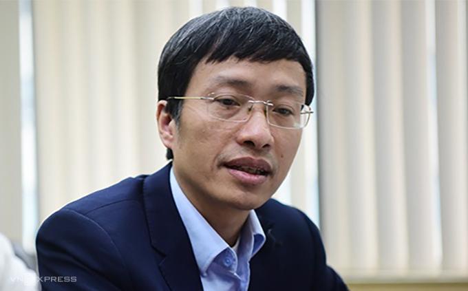 Giáo sư Phan Trọng Lân. Ảnh: Giang Huy.