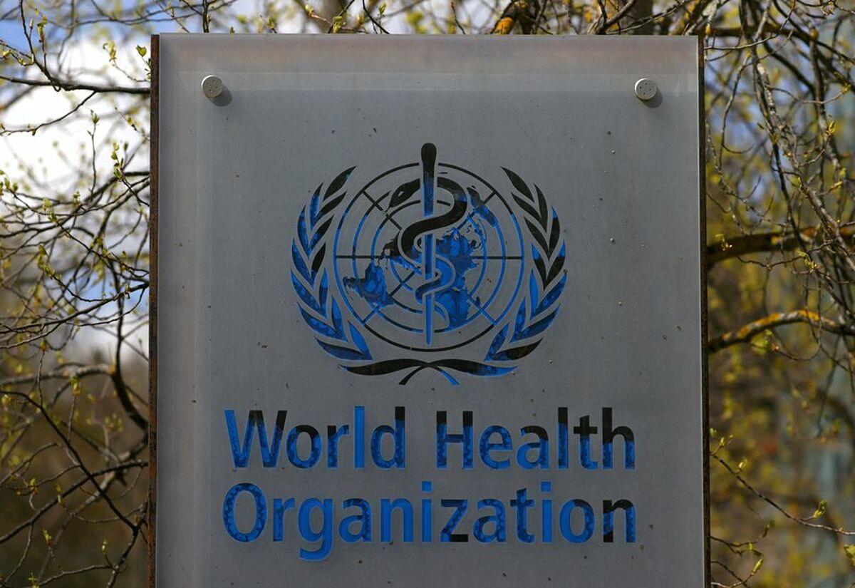 Trụ sở của Tổ chức Y tế Thế giới (WHO) tại Geneva, Thụy Sĩ, ngày 6/4. Ảnh: Reuters
