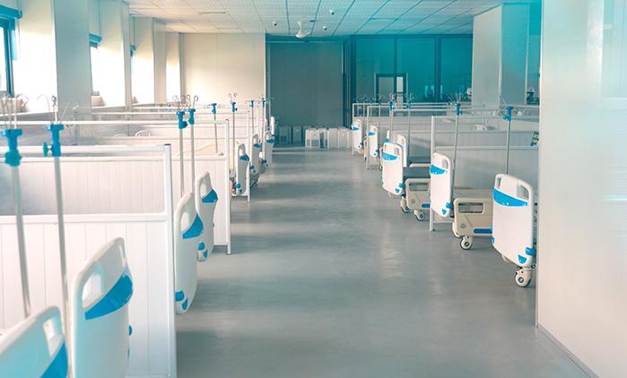 Hạ tầng công nghệ thông tin do Viettel thiết kế, triển khai cho phép theo dõi, hội chẩn người bệnh từ xa mà không phải tiếp xúc. Ảnh: Viettel.